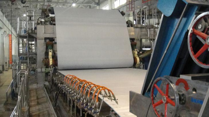 3350/1000长网文化纸机