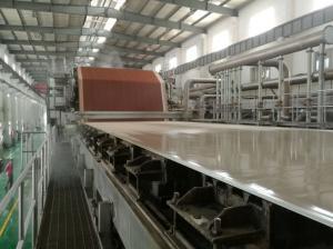 Taizhou Yongfeng paper 4800 paper machine