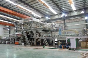 Jiangnan paper machine